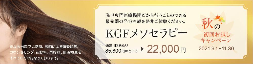 KGFメソセラピー
